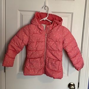 Gymboree Coat Size S 5/6